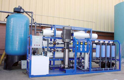 Reverse Osmosis Plant Chemicals (RO)